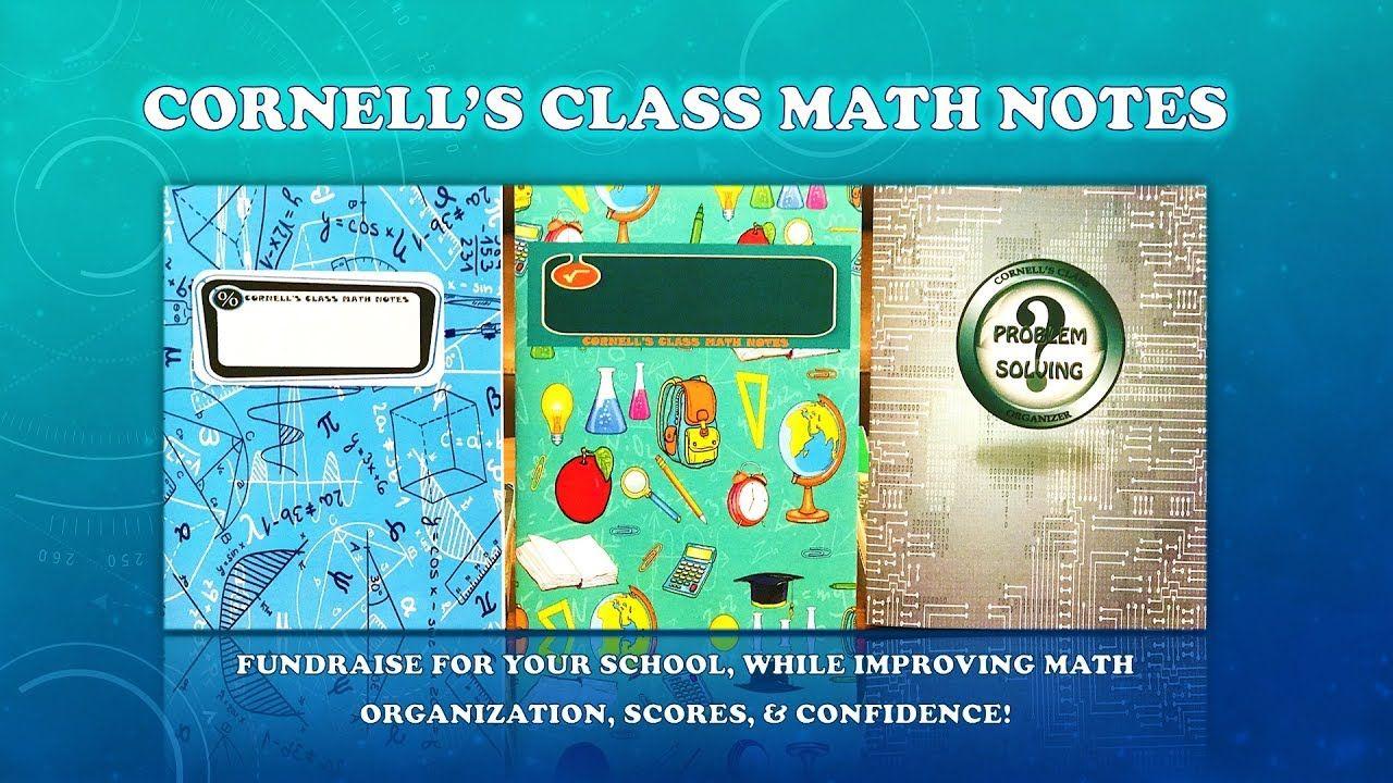 Cornells class math notes provide the best organization