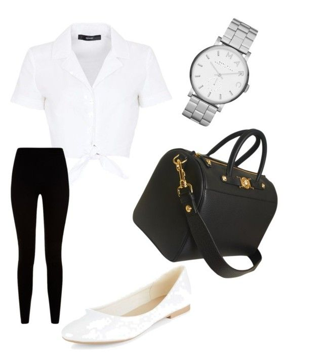 """""""#34"""" by fashionqueen0827 ❤ liked on Polyvore featuring Hallhuber, Givenchy, Marc by Marc Jacobs and Versace"""