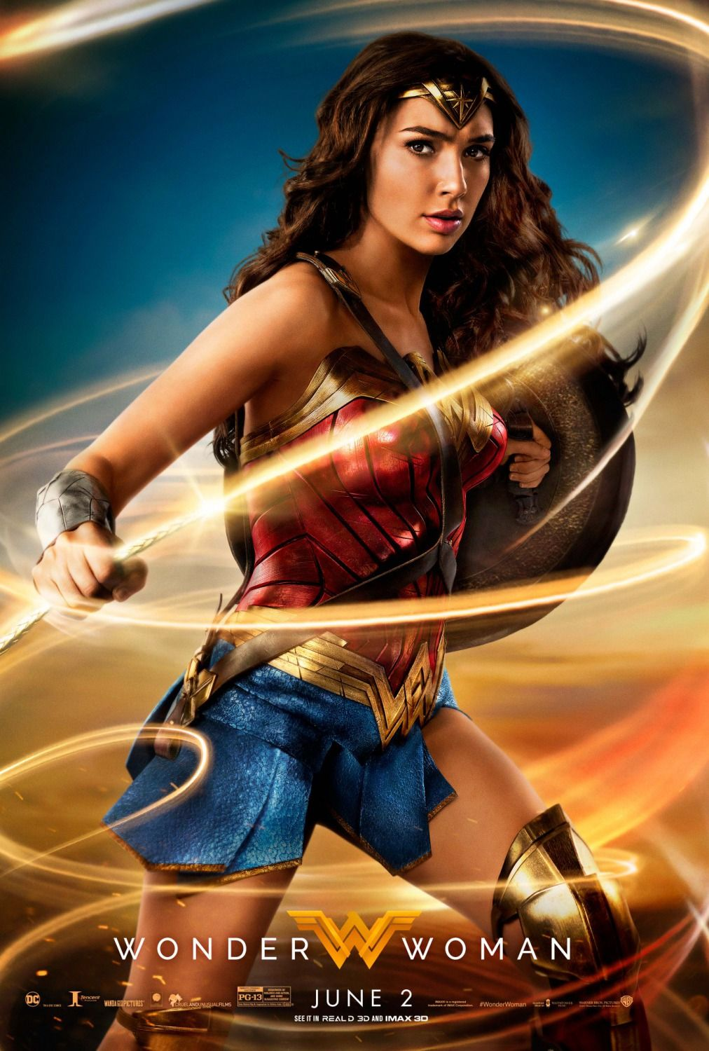 Watch a new TV spot for Wonder Woman | Live for Films