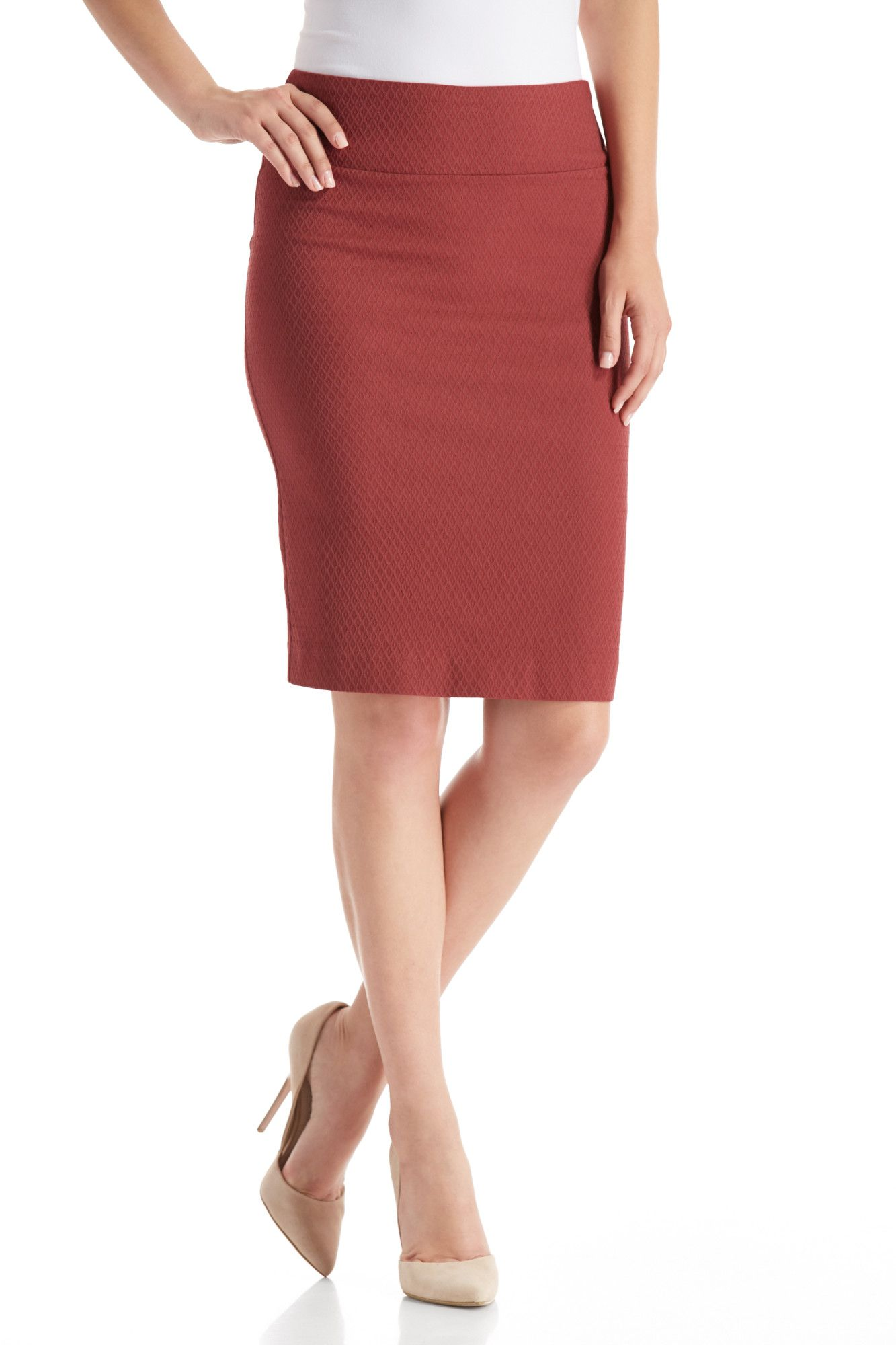 3d61108d0d Margaret M Christiana Textured Pencil Skirt | Stitch Fix/Fashion ...