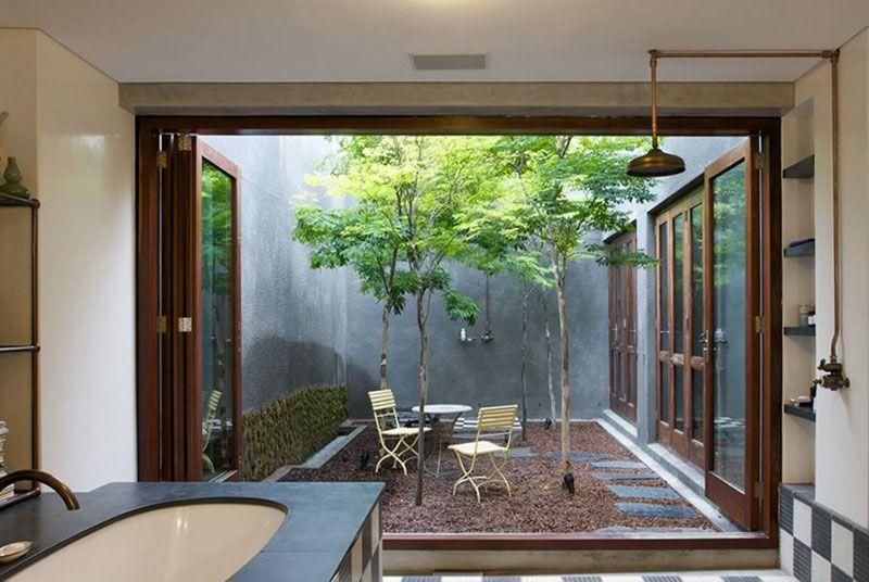Desire To Inspire Desiretoinspire Net Courtyard Design Indoor Courtyard Patio