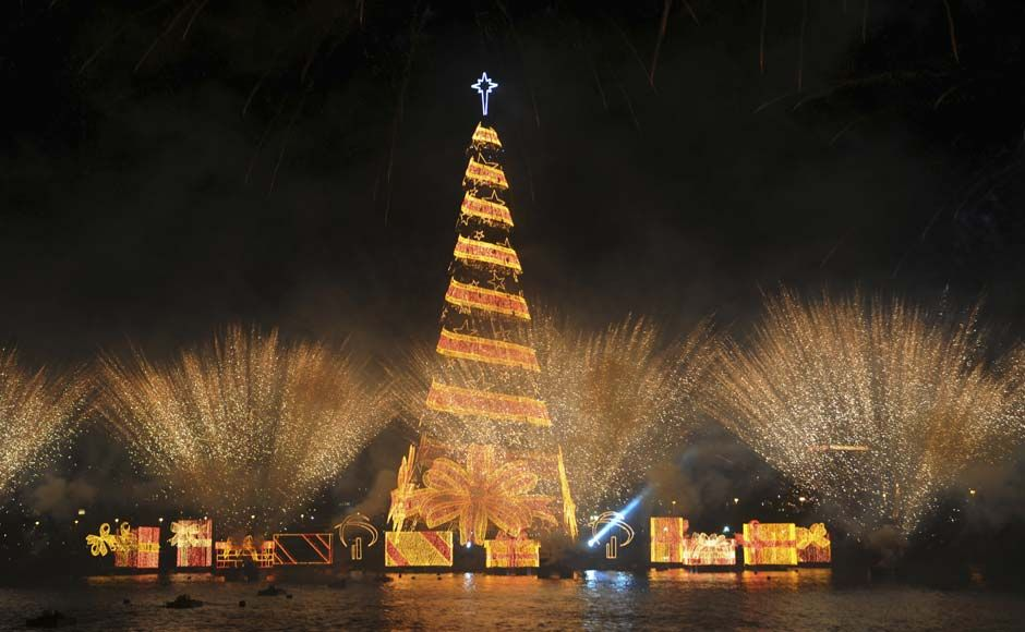 Christmas tree 2010 christmas around the world pinterest christmas tree christmas tree 2010 best christmas light displaysbest sciox Image collections