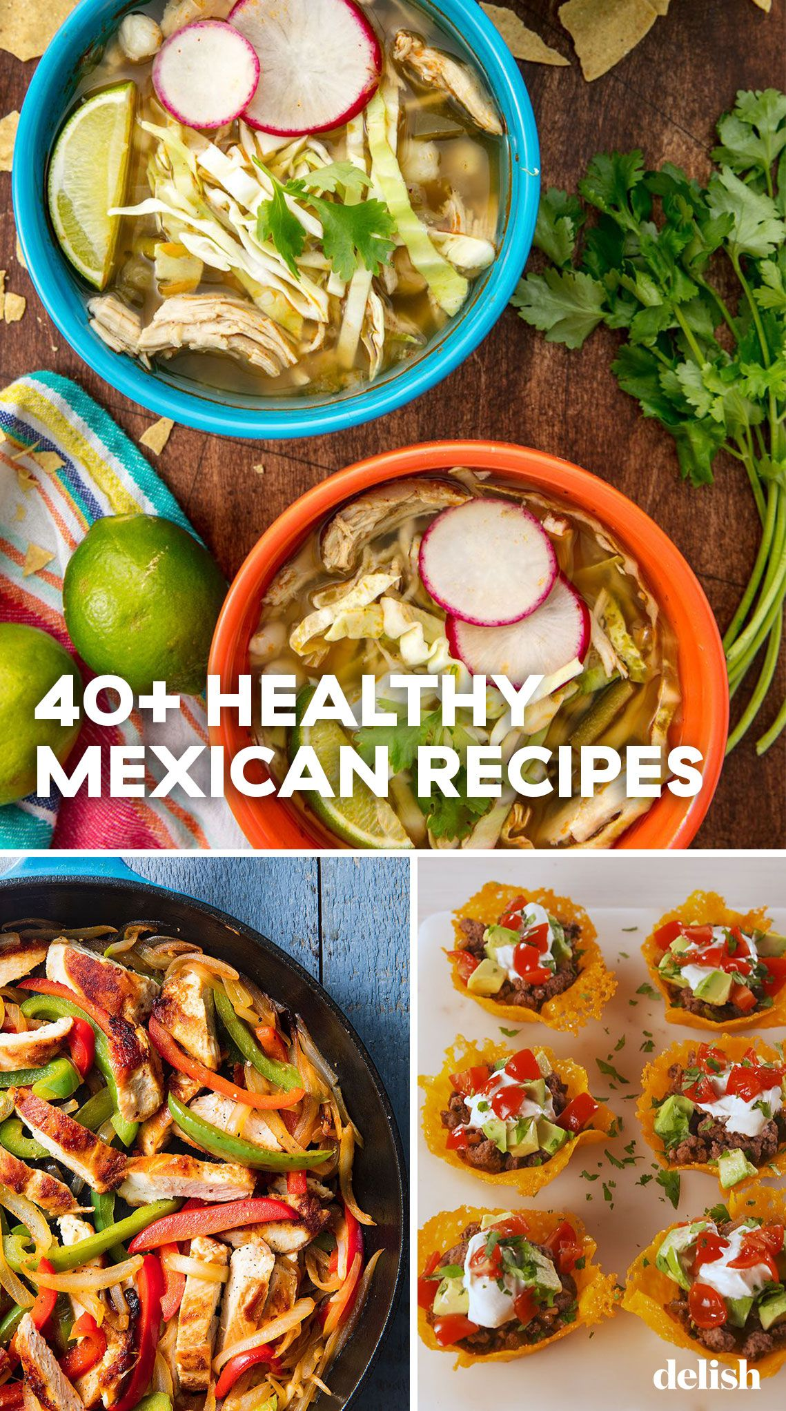 How to lighten up all your mexican food favorites