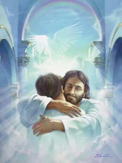 Jesus with Open Arms   Pictures of jesus with open arms pictures 2