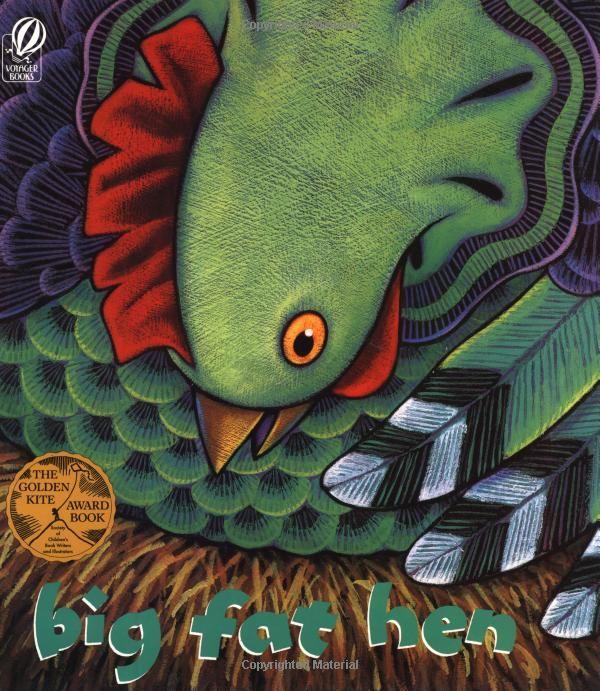 Big Fat Hen: Keith Baker: 9780152019518: Amazon.com: Books