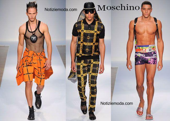 Accessori abbigliamento Moschino 2015