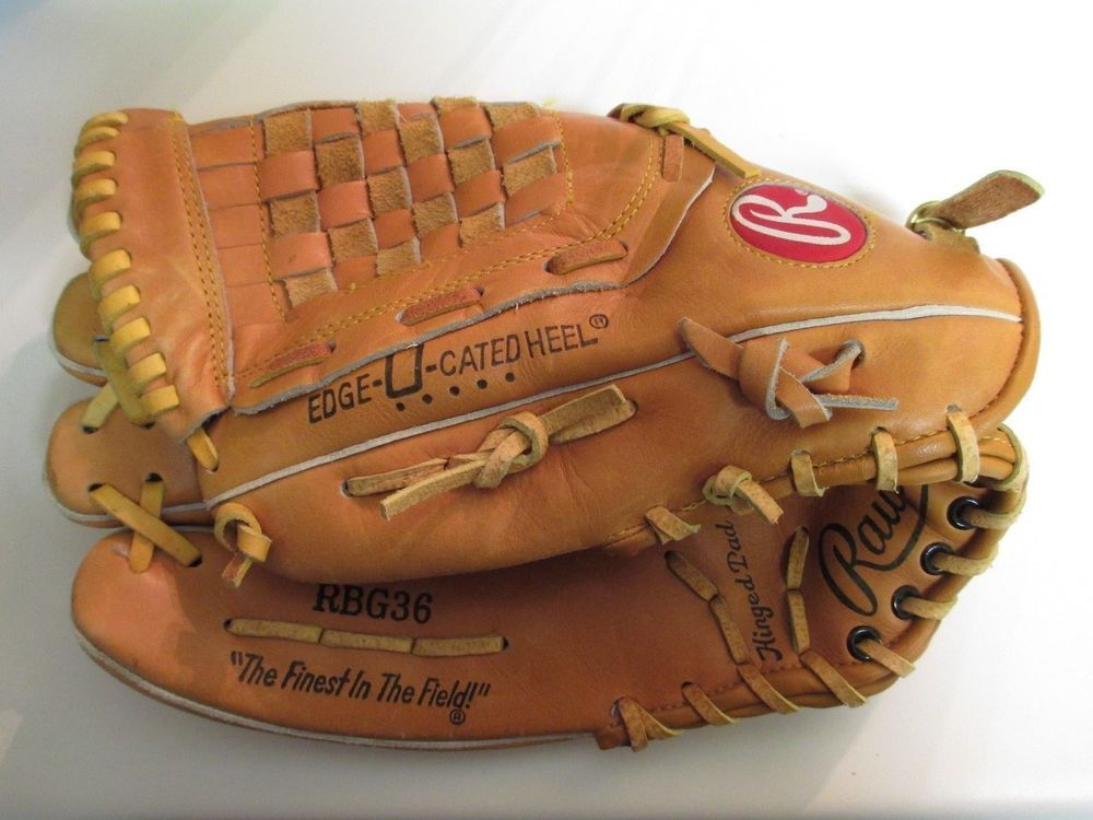 5457b6f5af KEN GRIFFEY JR Baseball Glove Mitt Left Hand Throw RBG36 12.5 inch Rawlings