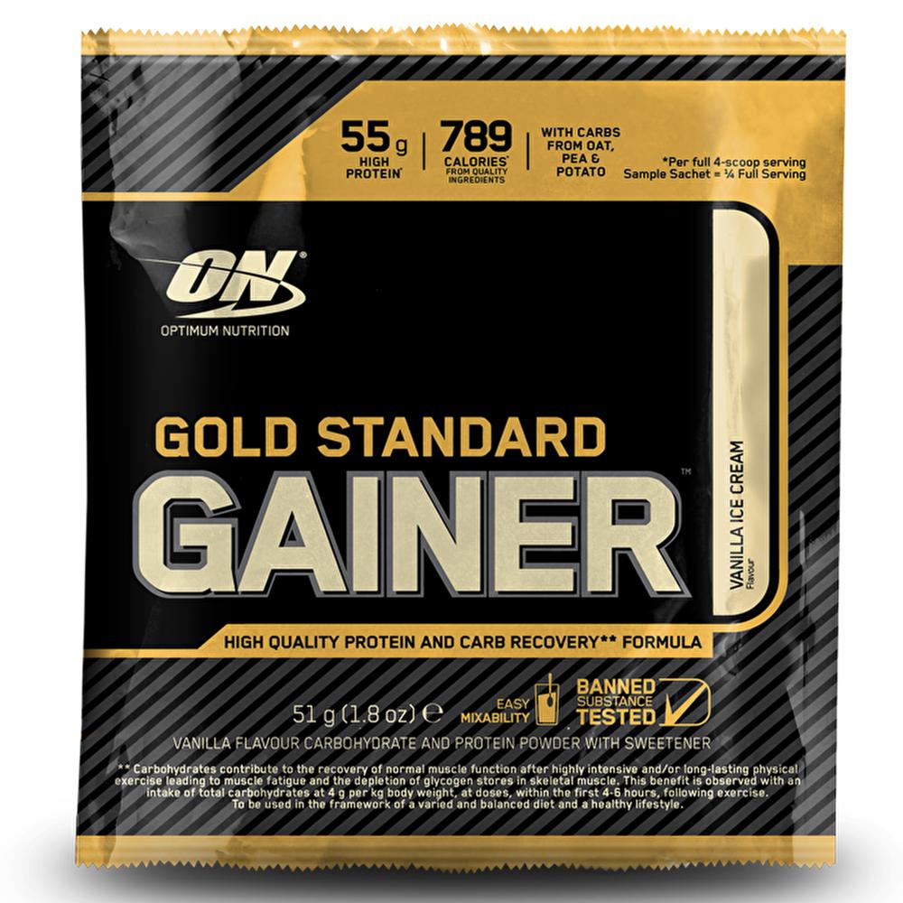 Optimum Nutrition Gold Standard Gainer 24x51g With Images Optimum Nutrition Gold Standard Optimum Nutrition Nutrition