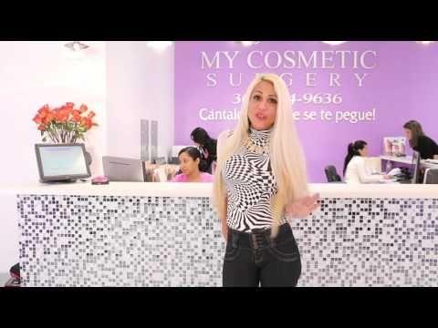 Fanny Tachin habla de su experiencia en My Cosmetic Surgery Miami tras su Aumento de Senos. - YouTube