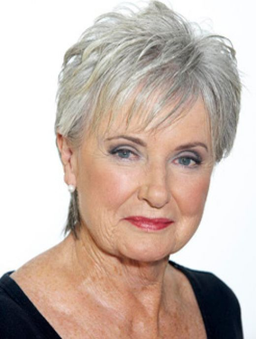 Connecting To The Itunes Store Short Hair Styles Older Women Hairstyles Short Grey Haircuts