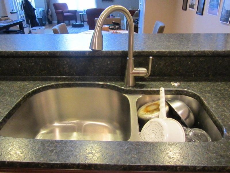 8 Kitchen Features To Add To Your Kitchen Double Bowl Sink Double Sink Sink
