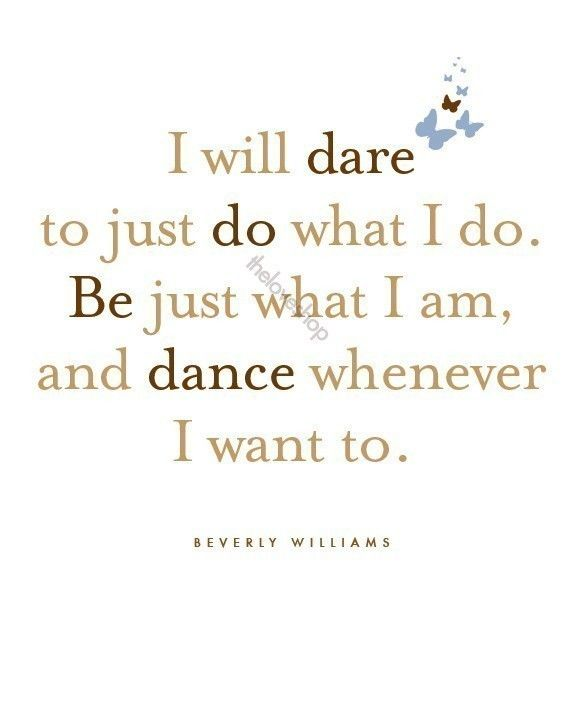 Great Dance Quotes and Sayings | Being real | Dance quotes