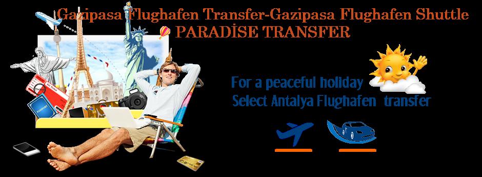 Gazipasa Flughafen Transfergazipasaflughafentransfer.de