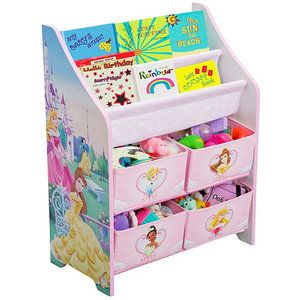 Toy And Book Bin Disney Princess Books