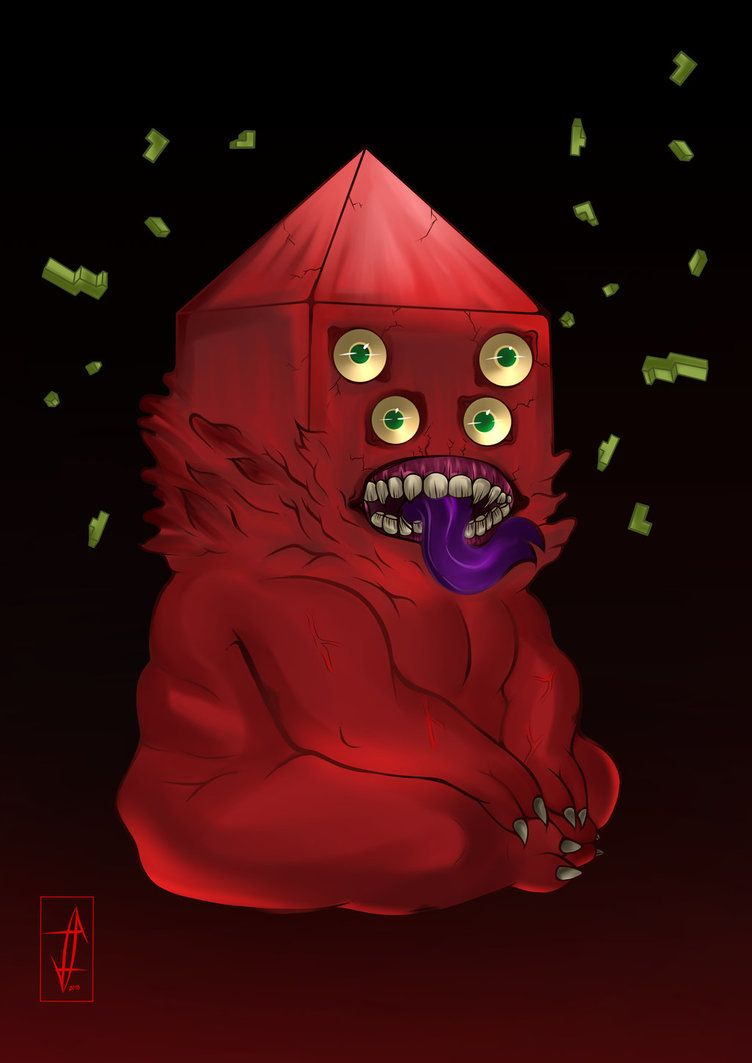 The Maw Of Golb By Amedioavocado Adventure Time Adventure Time