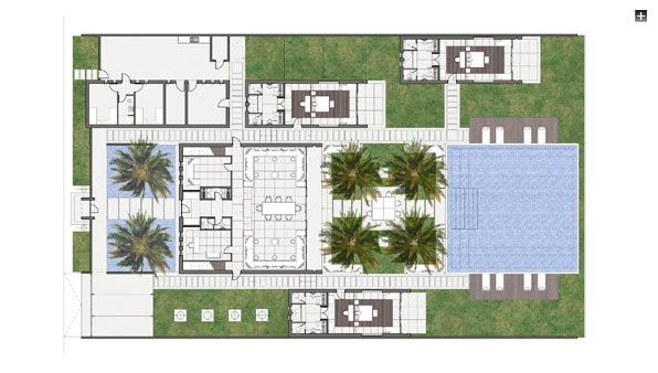 The malkai barka oman properties the malkai villas Indian villa floor plans