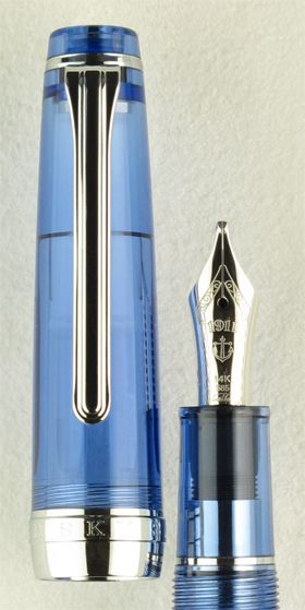 Sailor Pro Gear Slim (Sapporo) Sky Special Edition Fountain Pen