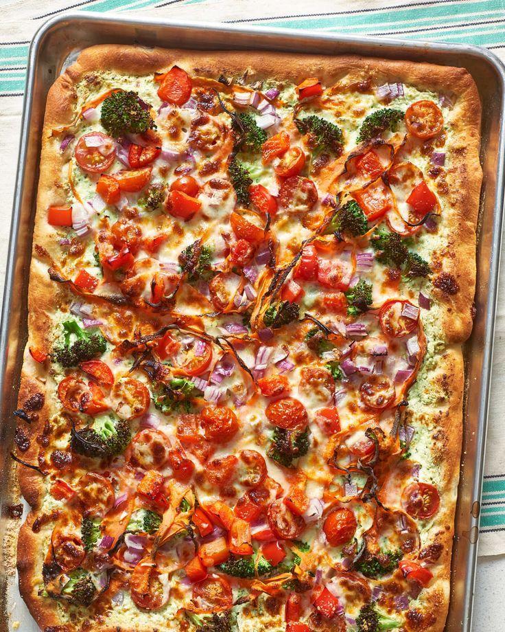Unser Leitfaden zur Herstellung der besten hausgemachten Pizza aller Zeiten Unser Leitfaden zur Herstellung der besten hausgemachten Pizza aller Zeiten
