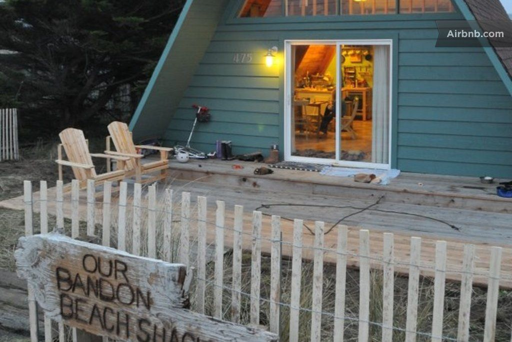 Bandon Beach Shack Fully Remodeled In