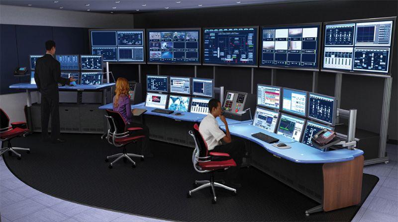 Control Room Furniture | furniture | Pinterest | Desks and Room