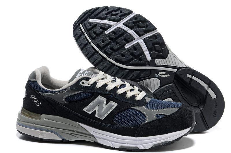 wholesale dealer 41646 ad983 Joes New Balance 993 Running Shoes Black Blue Boutique ...