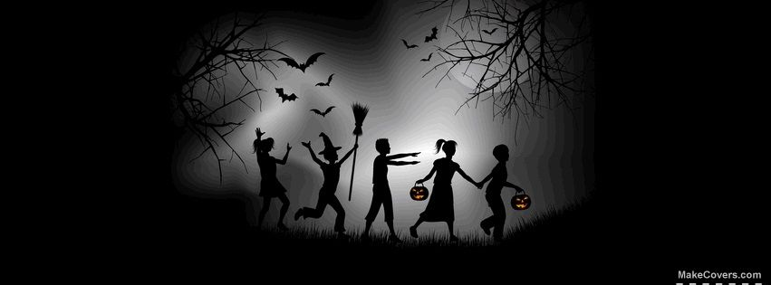 halloween kids facebook covers for your timeline profile cover - Halloween Cover Pictures