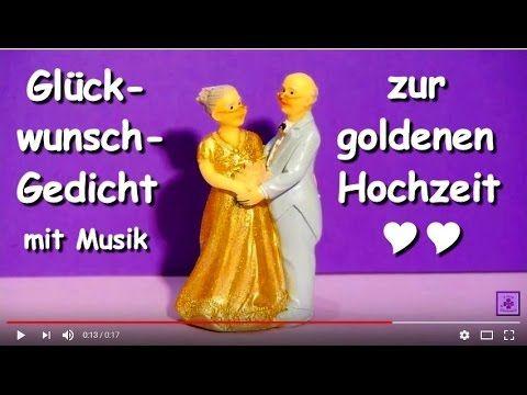 Fg170 Glückwunsch Gedicht Zur Goldenen Hochzeit