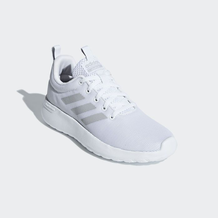 71e392f1f8 Lite Racer CLN Shoes Cloud White Kids in 2019 | Products | Shoes ...