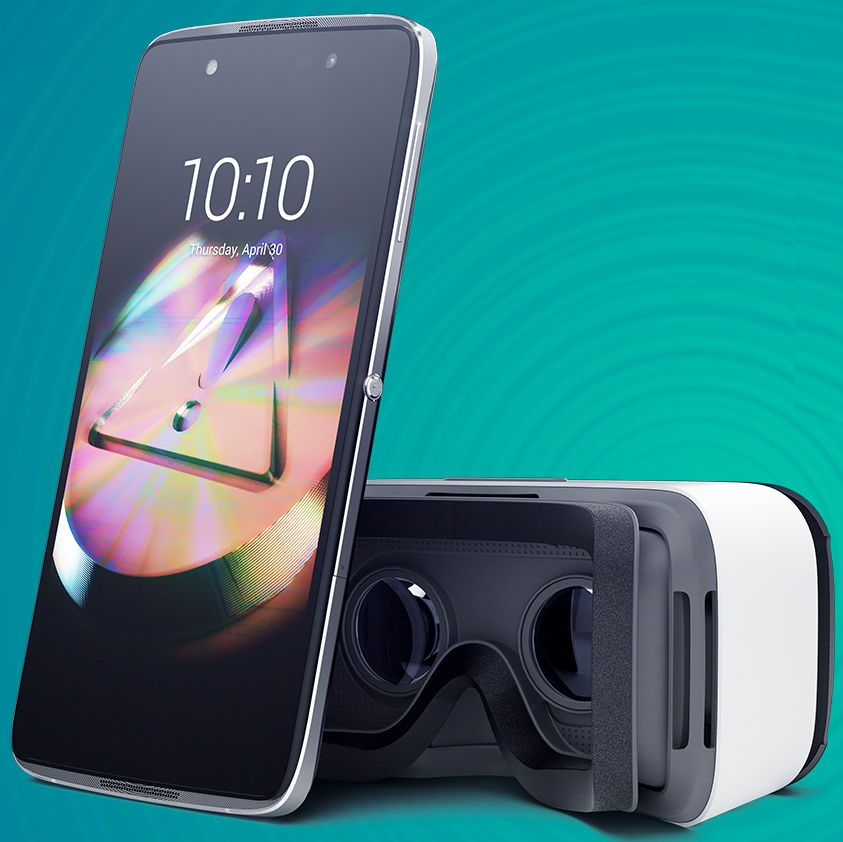 Alcatel Idol 4 with 1080p display, 3GB RAM, Boom Key launched in India for