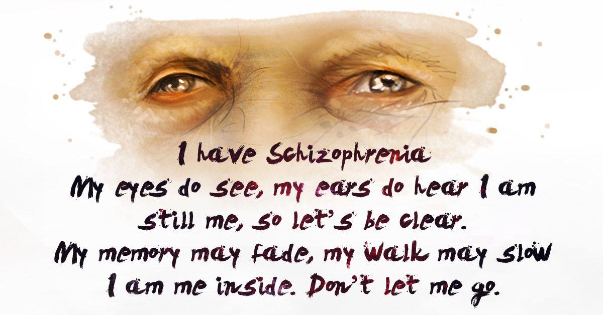 Walking Behind Schizophrenic Eyes