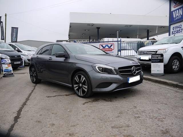 2014 64 mercedes benz a class a180 15 cdi amg sport - Mercedes Benz 2014 Sports Car