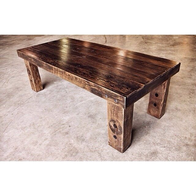 Frederick Farmhouse Table. Barn Door Table Top, Solid Oak ...