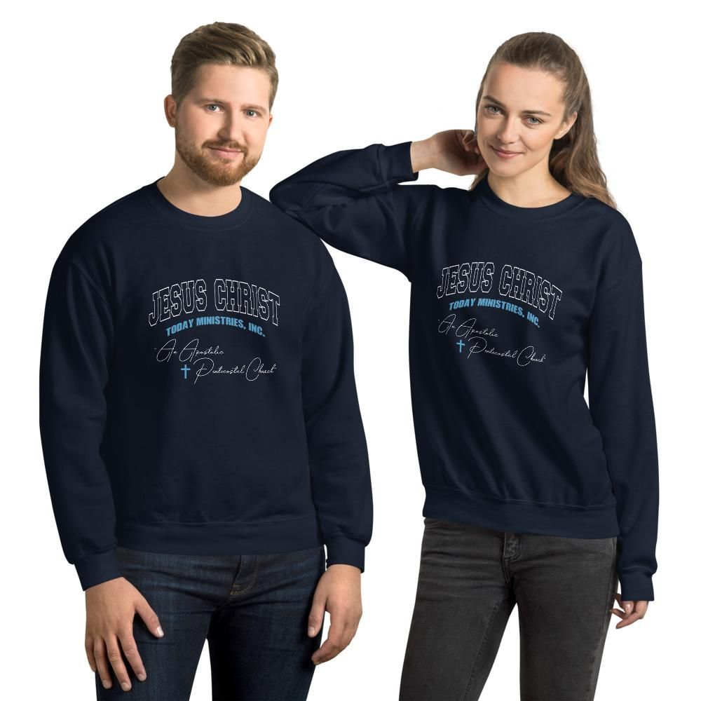 Unisex Sweatshirt - Navy / M
