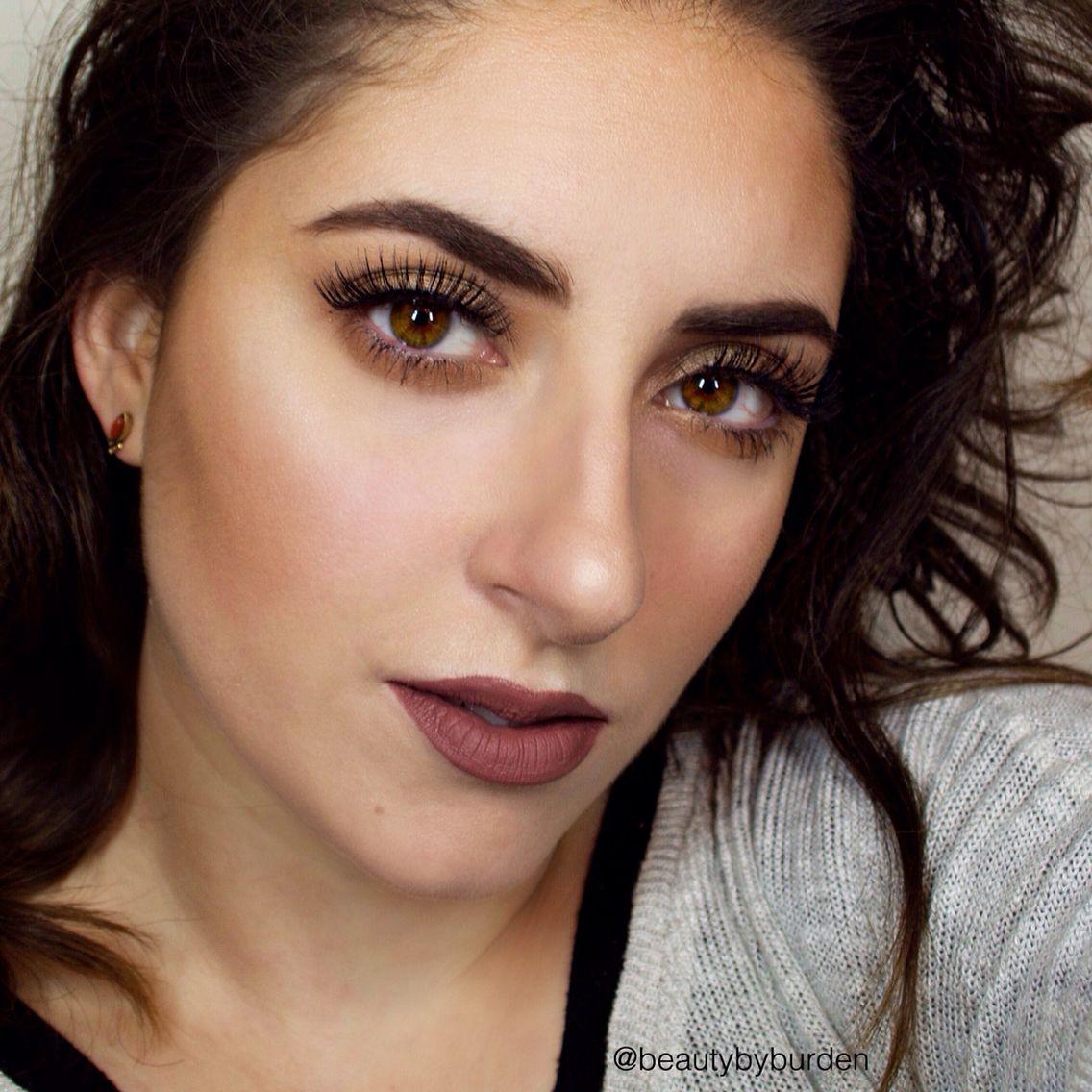 Beautybyburden Bronzer Hourglass Brows Senna Cosmetics Nars