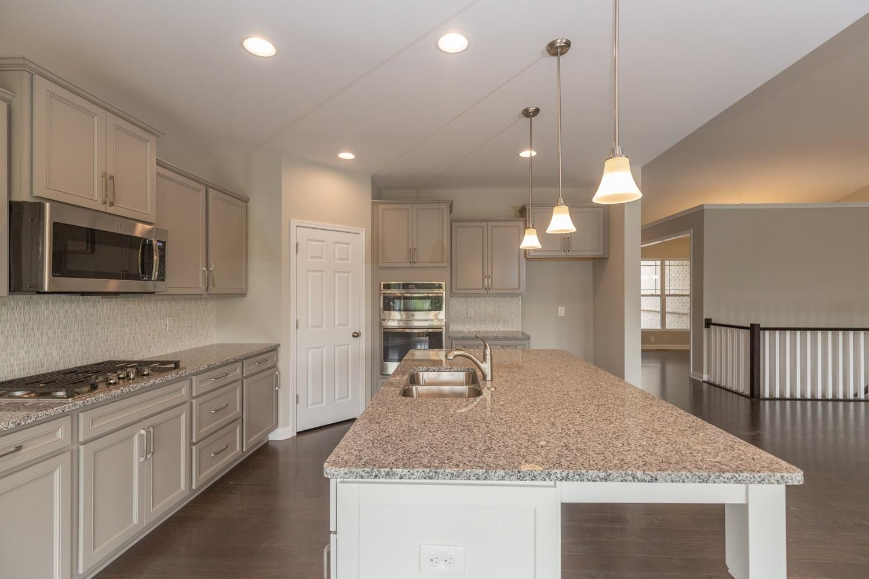 Best Lillian Stone Gray Kitchen Cabinets Grey Kitchen 400 x 300