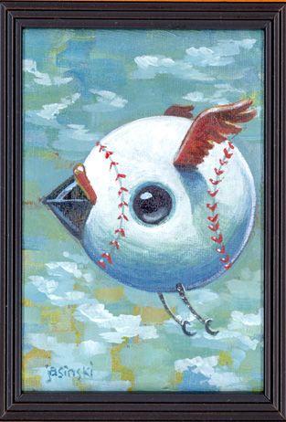 Fowl Ball by jasinski.deviantart.com