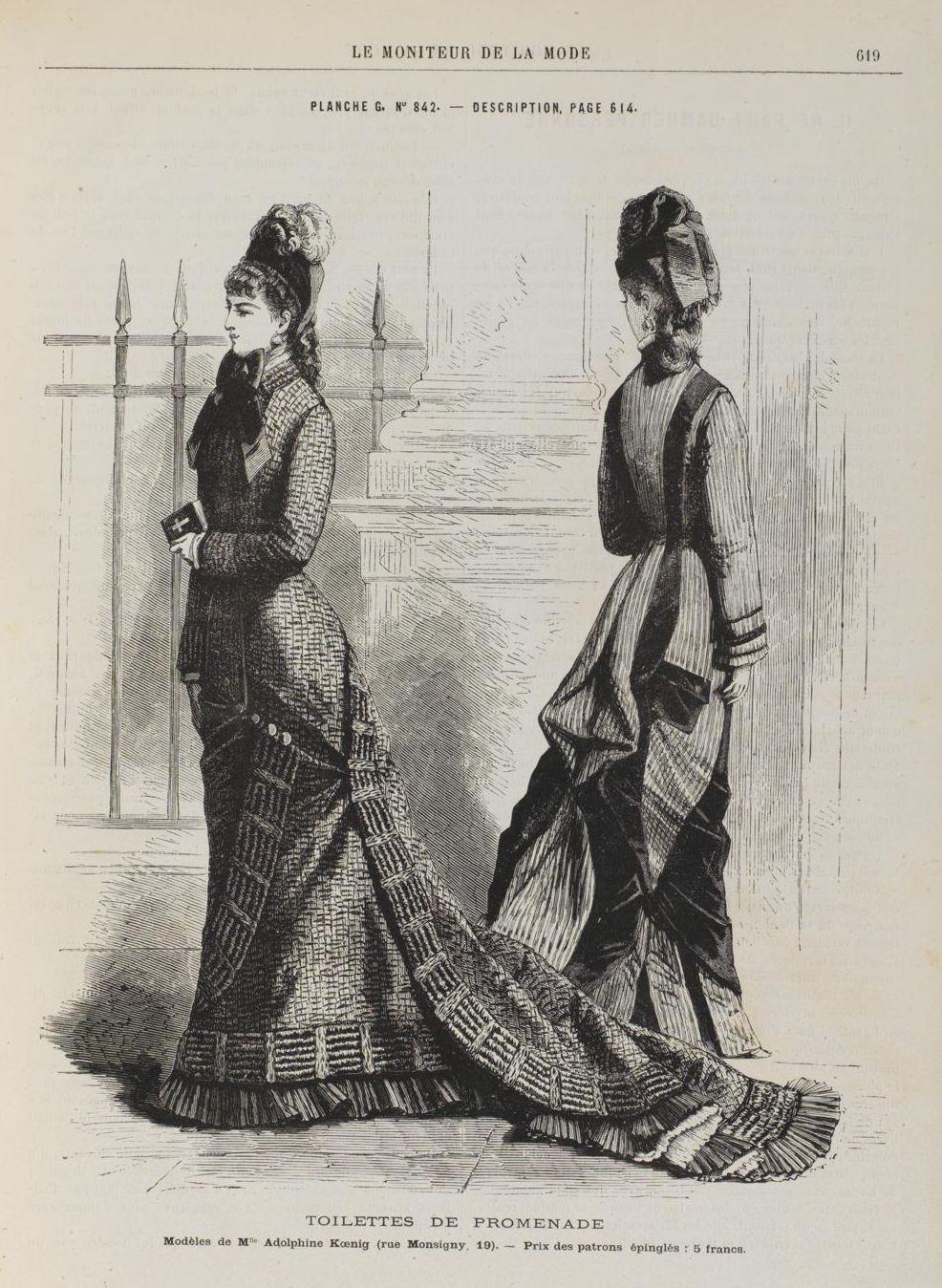 Le Moniteur de la Mode 1877 (A/2)