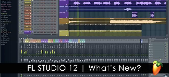FL Studio 12 What's New Video from FL Studio Guru Music