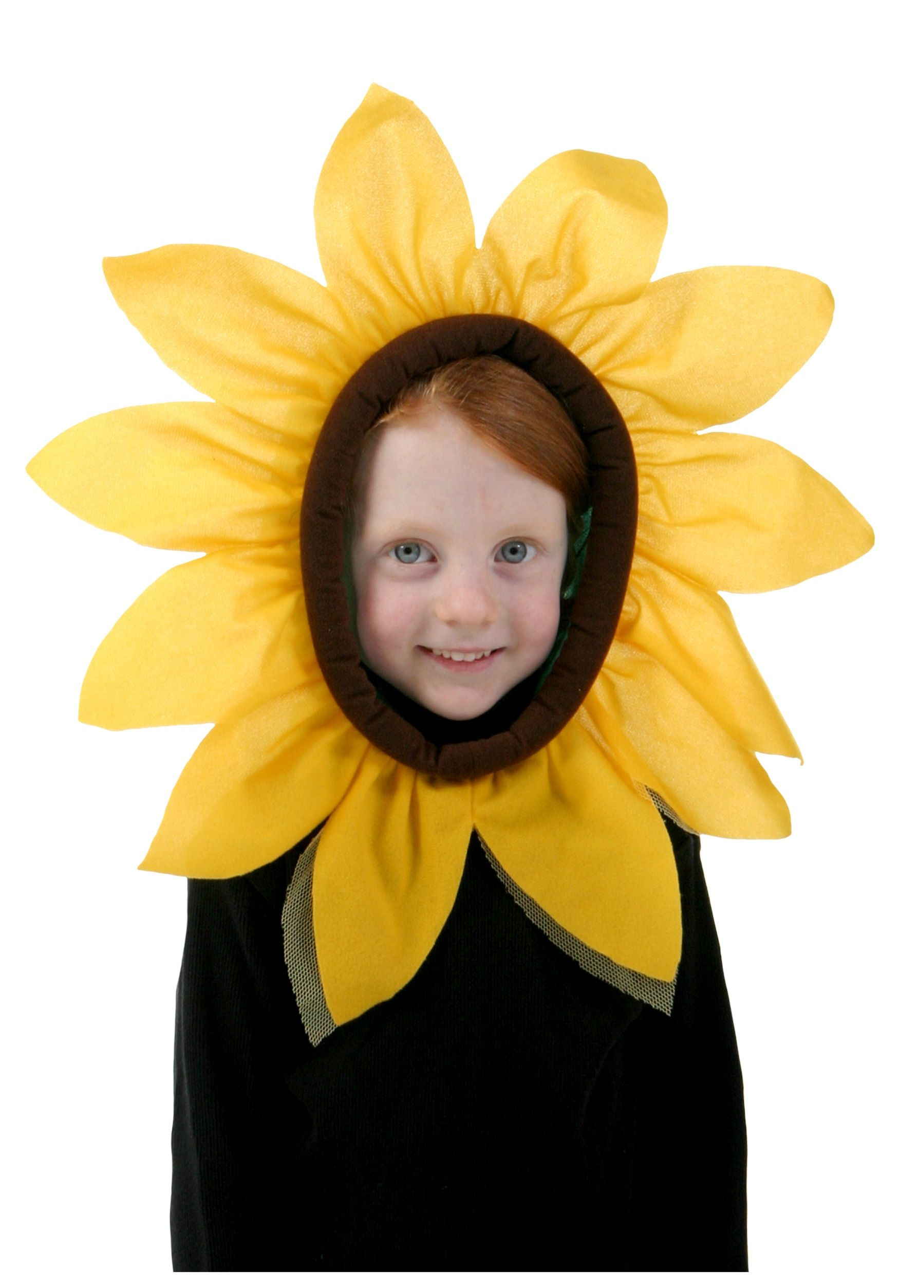 sunflower headband costume Google Search Alice in Wonderland