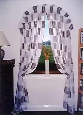 Drapery Ideas For Arched Windows Google Search