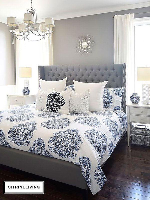 Estos Dormitorios De Matrimonio Son Una Pasada Shades Of Gray - Habitaciones-de-matrimonio