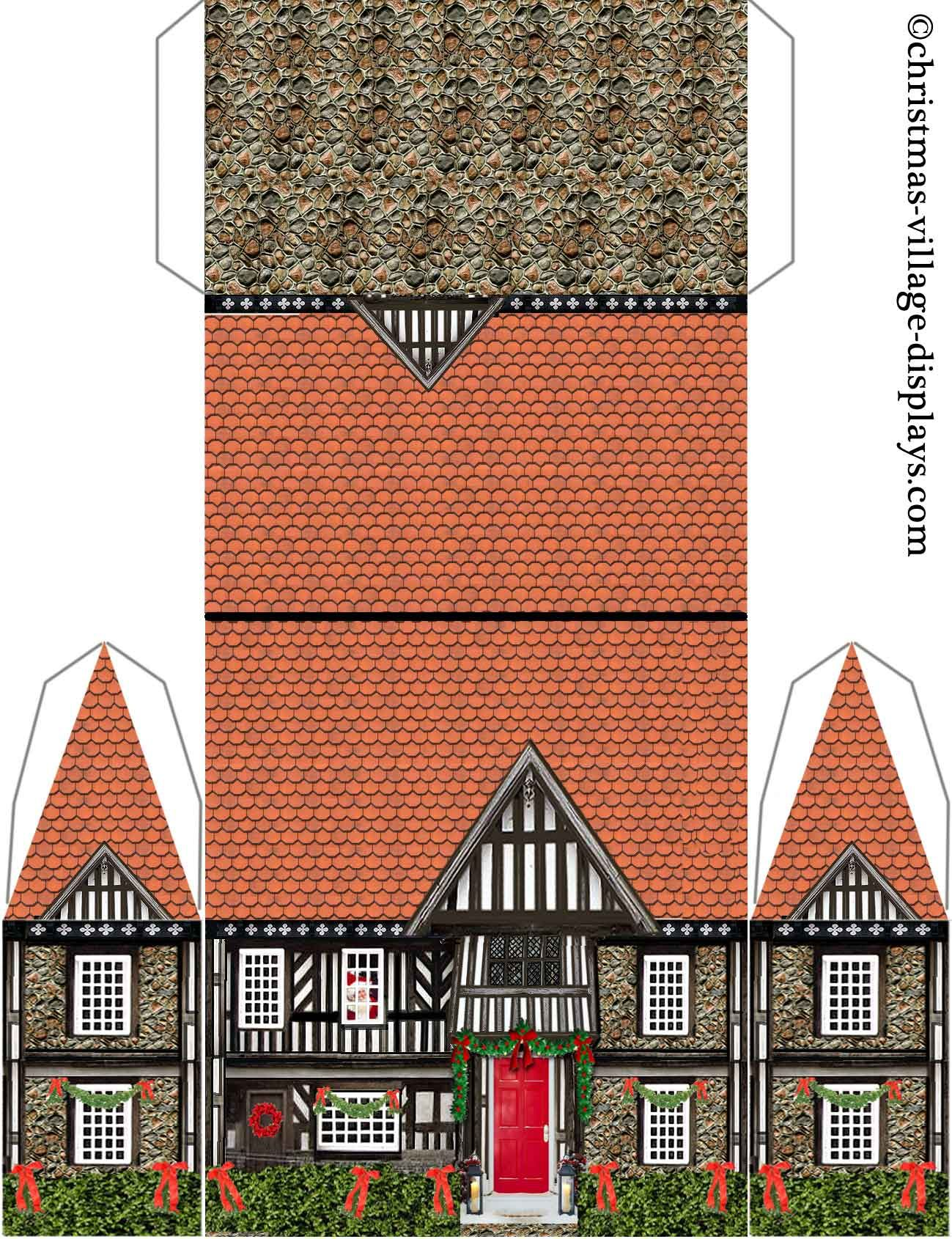 1000 Images About Paper Buildings On Pinterest Paper Houses ...