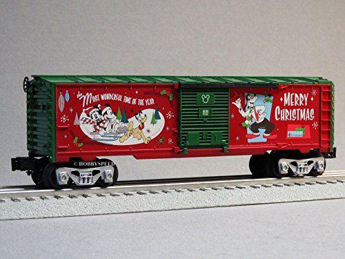 Lionel Christmas Train.34 Lionel Christmas Boxcar Best Train Sets Lionel Train