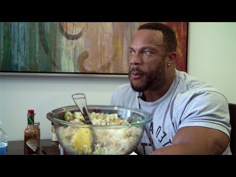 Bodybuilding Food - What Did 6x Mr. Olympia Phil Heath Eat? - YouTube