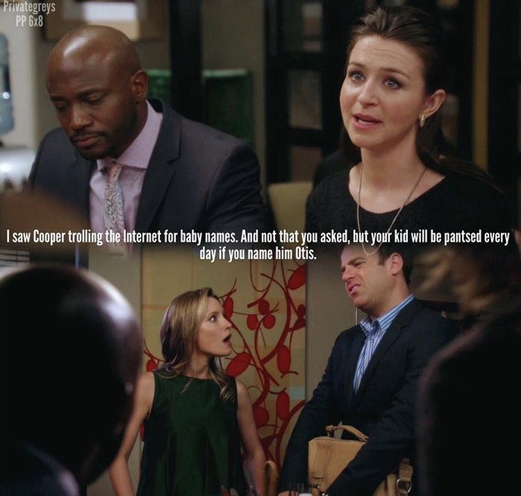 Private Practice 6x08 Private Practice Funny Private Practice