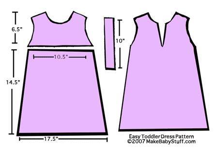 188c83486 patron vestidos talla 2 | TRUCOS DE PINTURA | Vestidos para bebés ...