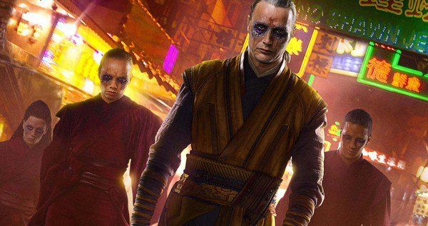 Recently uncovered concept art gives a face to Kaecilius religious zealots in Marvel's Doctor Strange.