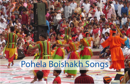 Pohela Boishakh is The Most Popular Bengali traditional Festive Around The Bengali Community People. The Day Celebrate With Singing So...