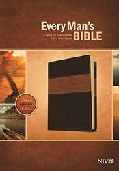 Title: Every Man's Bible-NIV Deluxe Heritage By: Navpress Publishing