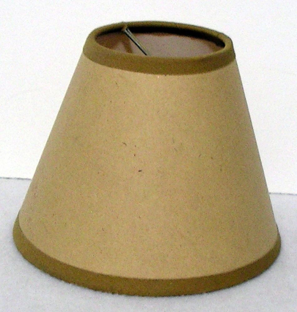 Kraft paper lamp shade natural craft supply 4x5x25 clip on kraft paper lamp shade natural craft supply 4x5x25 clip on chandelier shade unbranded aloadofball Gallery